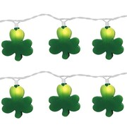 Brite Star 10 Light St. Patrick Clover String Light (Set of 2)