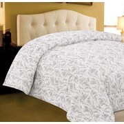 Sutton Home Fashions Windsong Microfiber Comforter; Full/Queen