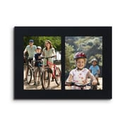AdecoTrading 2 Opening Wall Hanging Tabletop Picture Frame