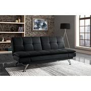 DHP Premium Bailey Convertible Sofa