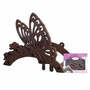 EsschertDesign Miscellaneous Butterfly Cast Iron Hose Holder