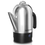 Hamilton Beach Percolator Coffee Maker; 64 oz.