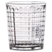 ChargeIt! Hoboken 13 oz. Double Old Fashioned Glass (Set of 4)