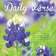"2017 TF Publishing 5.5"" x 5.5"" Daily Verse Daily Desktop Calendar  (17-3082)"