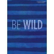"""2017 TF Publishing 10.25"""" x 7.5"""" Be Wild Simplicity Planner Academic Year (17-4023A)"""