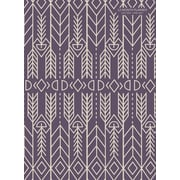 """2017 TF Publishing 10.25"""" x 7.5"""" Feathers & Dots Simplicity Planner Academic Year (17-4087A)"""