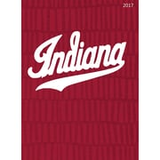 """2017 TF Publishing 10.25"""" x 7.5"""" Indiana University Simplicity Planner 12 Month (17-4127)"""