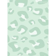 """2017 TF Publishing 10.25"""" x 7.5"""" Minted Leopard  Simplicity Planner Academic Year (17-4264A)"""