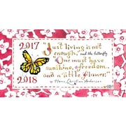 "2017-2018 TF Publishing 6.5"" x 3.5"" Susan Branch 2 Year Pocket Calendar  (17-7033)"