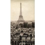 """2017-2018 TF Publishing 6.5"""" x 3.5"""" Eiffel Tower 2 Year Pocket Calendar  (17-7063)"""