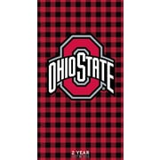 "2017-2018 TF Publishing 6.5"" x 3.5"" Ohio State University 2 Year Pocket Calendar  (17-7130)"