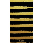 "2017-2018 TF Publishing 6.5"" x 3.5"" Stripes 2 Year Pocket Calendar  (17-7247)"