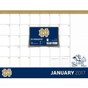 "2017 TF Publishing 22"" x 17"" Notre Dame, University of  Desk Blotter  (17-8131)"