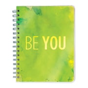 "2017 TF Publishing 8.5"" x 7"" Be You Spiral Engagement Planner 12 Month (17-9023)"