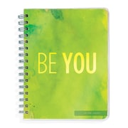 "2016-2017 TF Publishing 8.5"" x 7"" Be You Spiral Engagement Planner Academic Year (17-9023A)"
