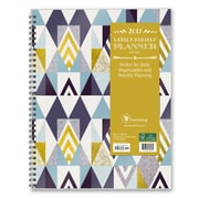 "2017 TF Publishing 11"" x 9.25"" Soho Shapes Perfect Planner 12 Month  (17-9644)"