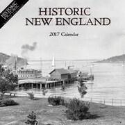 "2017 Buffalo Media Works 12"" x 12"" Historic New England Wall Calendar  (CONCAL17_101581)"