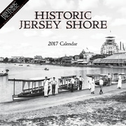 "2017 Buffalo Media Works 12"" x 12"" Historic Jersey Shore  Wall Calendar  (NWJCAL17_101586)"