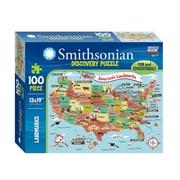Smithsonian Discovery Jigsaw Puzzle - America's Landmarks (06416)