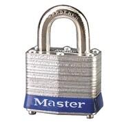 Master LockMD – Cadenas de sécurité en acier laminé de série 3, 1 9/16 po largeur, identiques, paq./6