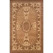Momeni Harmony Light Brown Floral Area Rug; 9'6'' x 13'6''