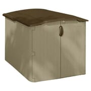 Suncast 5 Ft. W x  6.5 Ft. D Resin Storage Shed