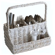 Woodard & Charles Carribbean Accents Flatware/Accessory Caddy