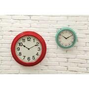 Creative Co-Op Urban Homestead 9.45'' Wall Clock