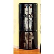 Hokku Designs Bonelli Curio Cabinet