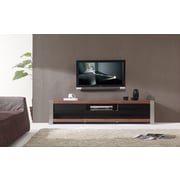 B-Modern Coordinator TV Stand; Brown