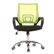 Porthos Home Blake High-Back Task Chair; Green