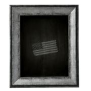 Rayne Mirrors Pyper Rose Sterling Chalkboard; 4'1'' H x 1'7'' W