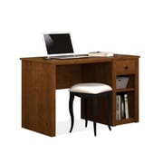 Bestar Somerville Workstation, Tuscany Brown (45452-1163)