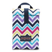 Jansport Roll Top Lunch Bag, Multi Saucy Chevron (A2UQ20J-S)