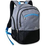 Kelty Latitude Urban Backpack, Grey/Black Color Block (6816)