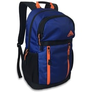 Kelty Conquest Sport Backpack, Blue with Orange/Black Accents (6822)