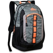 Kelty Stealth Sport Backpack, Black/Grey Aztec Print (6805)