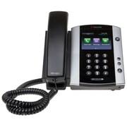 Polycom  VVX 501 IP Phone  Cable  Wall Mountable, Desktop, 2200-48500-001