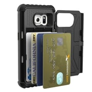 Urban Armor Gear® Trooper Series Cell Phone Case for Samsung Galaxy S7, Black (GLXS7-T-BLK)