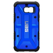 Urban Armor Gear® Cell Phone Case with Screen Protector for Samsung Galaxy S6, Cobalt (UAG-GLXS6-CBT)