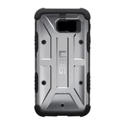 Urban Armor Gear® Cell Phone Case with Screen Protector for Samsung Galaxy S6, Ice (UAG-GLXS6-ICE-W/SCRN)