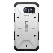 Urban Armor Gear® Cell Phone Case with Screen Protector for Samsung Galaxy S6, White (UAG-GLXS6-WHT-W/SCRN)