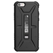 Urban Armor Gear® Cell Phone Case for Apple iPhone 6/6s, Black (UAG-IPH6/6S-BLK-VP)