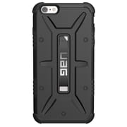 Urban Armor Gear® Cell Phone Case for Apple iPhone 6/6s Plus, Black (UAG-IPH6/6SPLS-BLK-V)