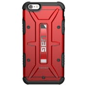 Urban Armor Gear® Cell Phone Case for Apple iPhone 6/6s Plus, Magma (UAG-IPH6/6SPLS-MGM-V)