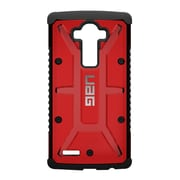 Urban Armor Gear® Cell Phone Case for LG G4, Magma (UAG-LGG4-MGM)
