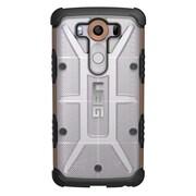 Urban Armor Gear® Cell Phone Case for LG V10, Ice (UAG-LGV10-ICE)