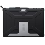 Urban Armor Gear® UAG-SFPRO4 Rubberized Tablet Case for Microsoft Surface Pro 4, Black