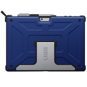 Urban Armor Gear® UAG-SFPRO4 Rubberized Tablet Case for Microsoft Surface Pro 4, Cobalt