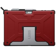 Urban Armor Gear® UAG-SFPRO4 Rubberized Tablet Case for Microsoft Surface Pro 4, Magma